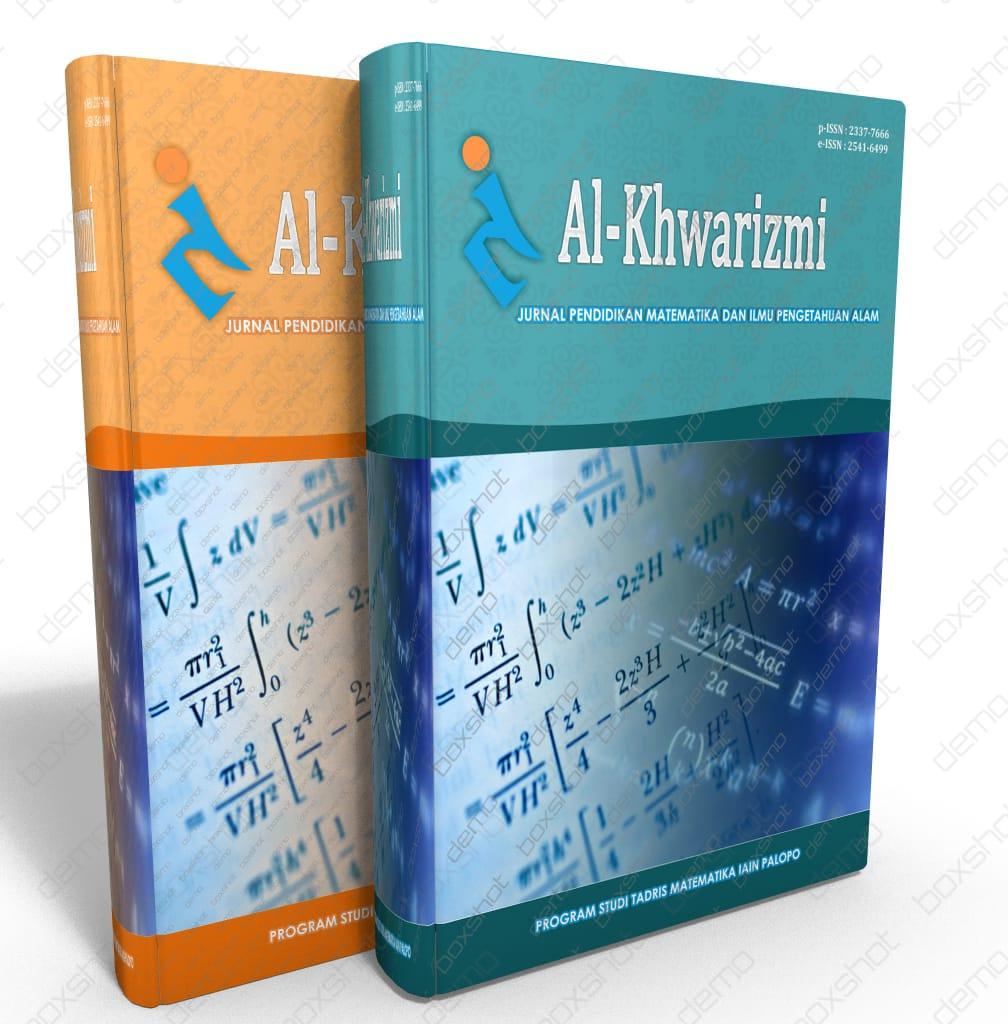 Al Khwarizmi Jurnal Pendidikan Matematika Dan Ilmu Pengetahuan Alam