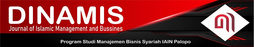 Dinamis Journal Of Islamic Management And Bussiness